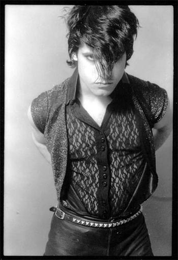 Glenn Danzig Misfits Hair Image